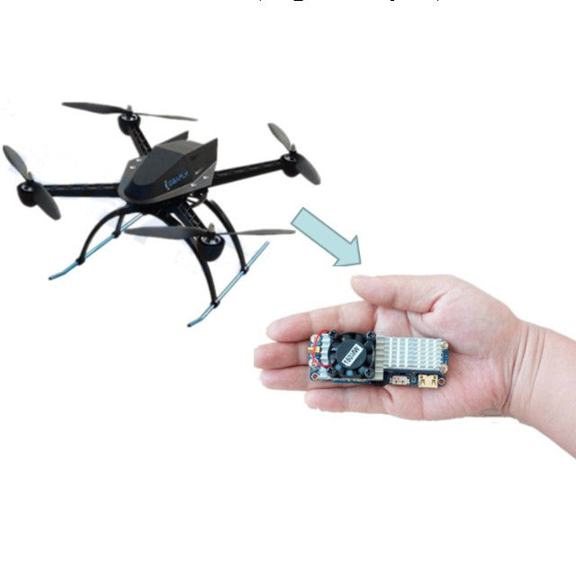 FPV Mini COFDM Drone Wireless Video Transmitter With NLOS Transmission